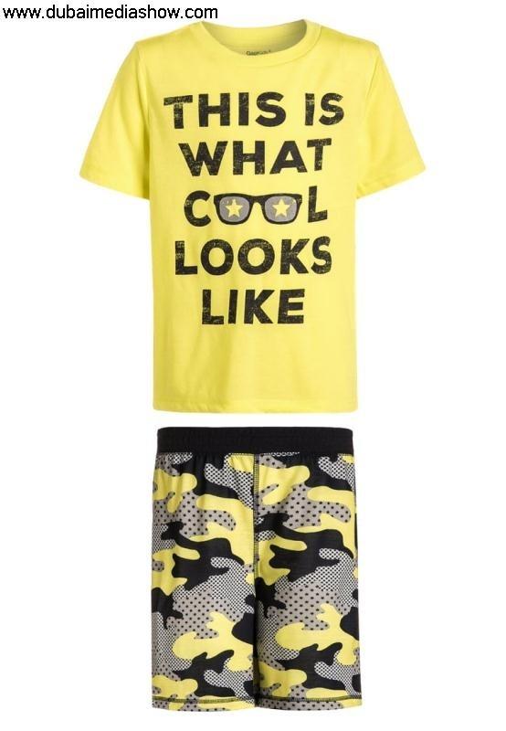 GAP Kids Underwear  Nightwear Pyjama set - vibrating yellowGAP Trousers  ShortsUK Sale Online Recommendations Discount CDEXYZ0689
