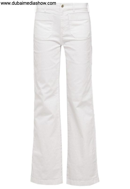 GAP Women Jeans Flared - Jeans babyOfficial dresses Assured whitegap ACILTY0478