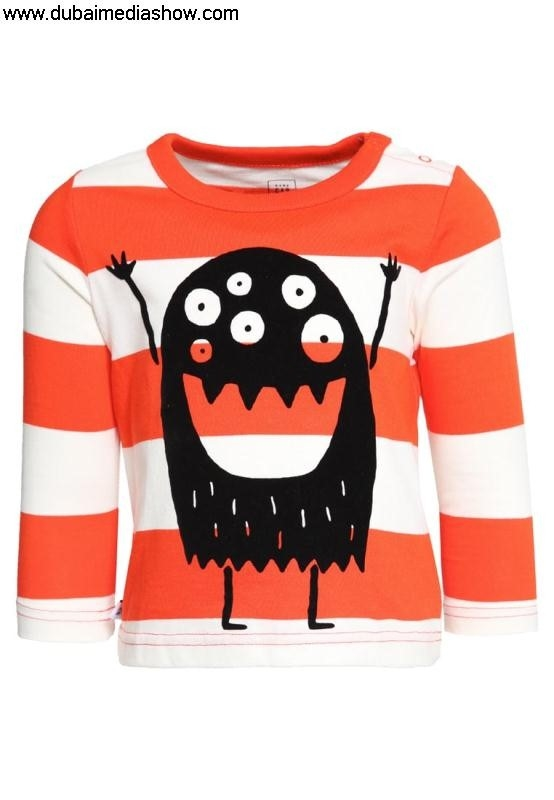 GAP Kids Design Shirts  Tops Long sleeved top - lava orangegap saleFactory Price jackets Outlet on BOSTUW1249