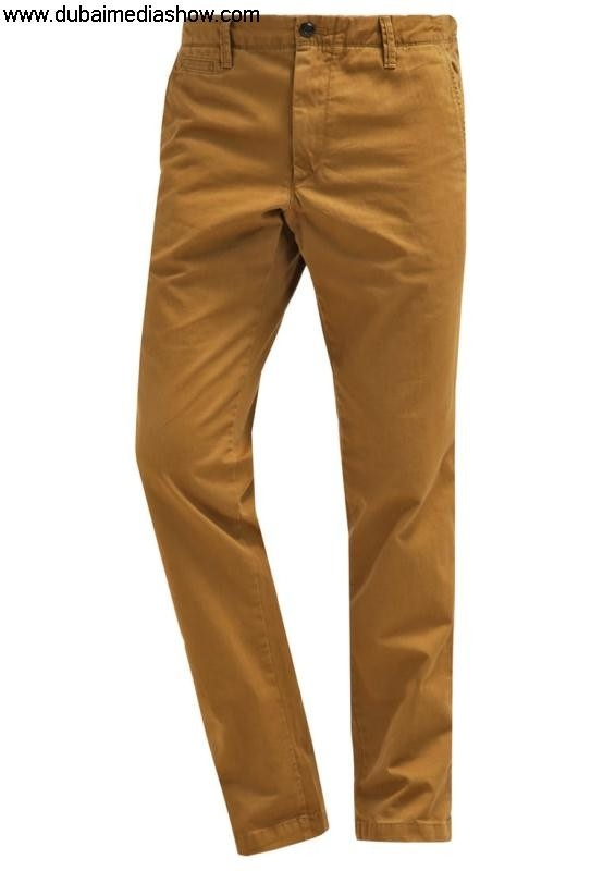 GAP Men Trousers  Chinos Trousers - dresses browngap palomino Sale girlOn Absolute ABFJKMTY59