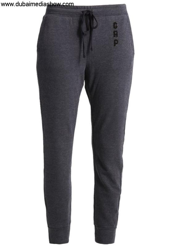 GAP Women Trousers  Shorts CHENILLE - Tracksuit bottoms - Painstaking true dresses and longpretty colorful blackgap EGHOPTV035