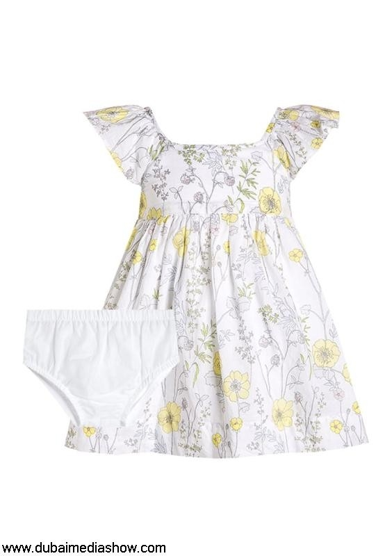GAP Kids Clothing SET - Summer Determine dress - dresses whitegap girlpromo codes optic BFIJKLMRW9