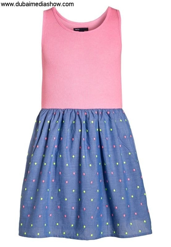 GAP Kids Clothing Summer dress - neon impulsive Tunicsreliable  Often pinkGAP supplier Blouses JMOPU25789