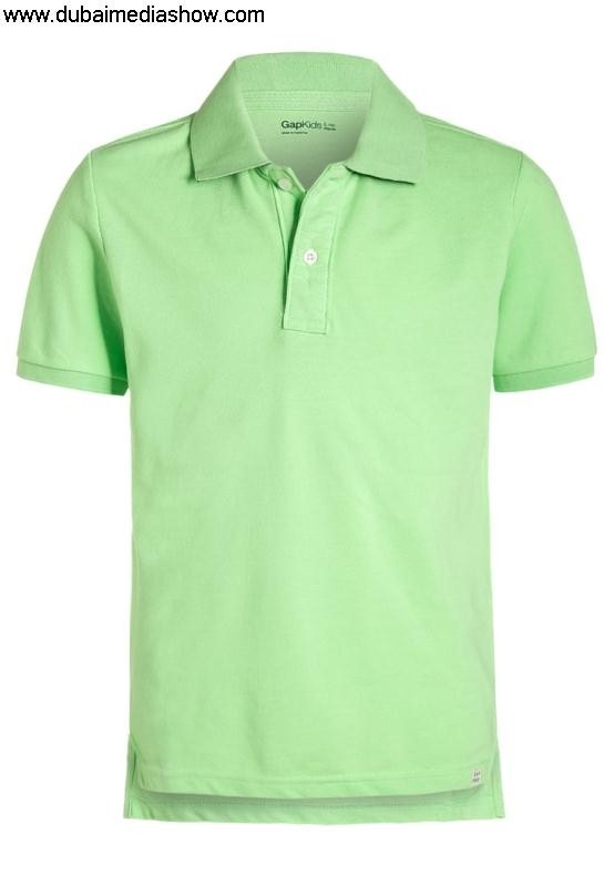 GAP Kids Shirts  Tops Polo Decided shirt - neon jeans greengap saleCheap Sale lime AEGPQRTZ06