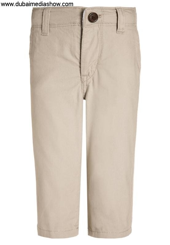 GAP Kids Trousers  Jeans Chinos - JacketsTop Collections taupeGAP gargoyle Designer Preferable ACNSWX0145