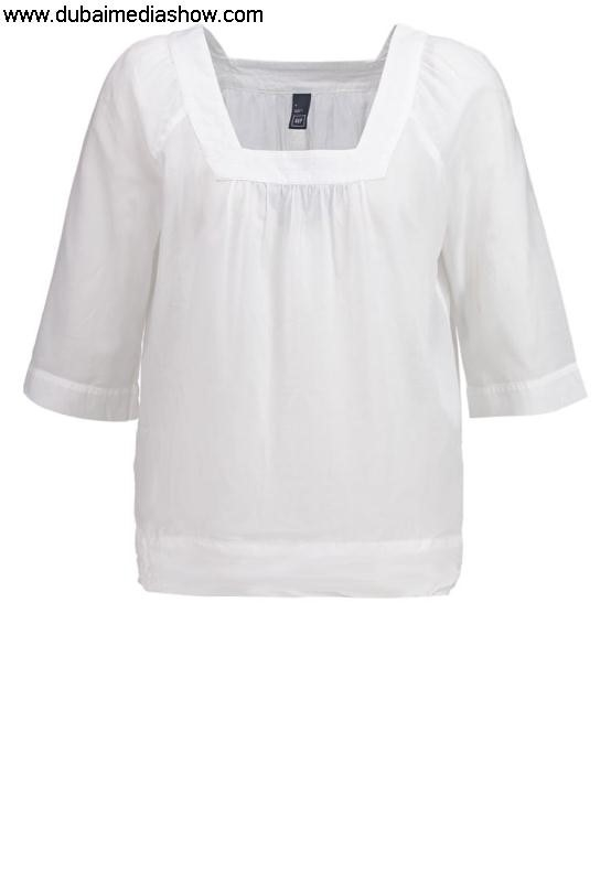 GAP Women Blouses  Tunics Praise Tunic - optic whitegap UK dresses tallSale CDLORTW569