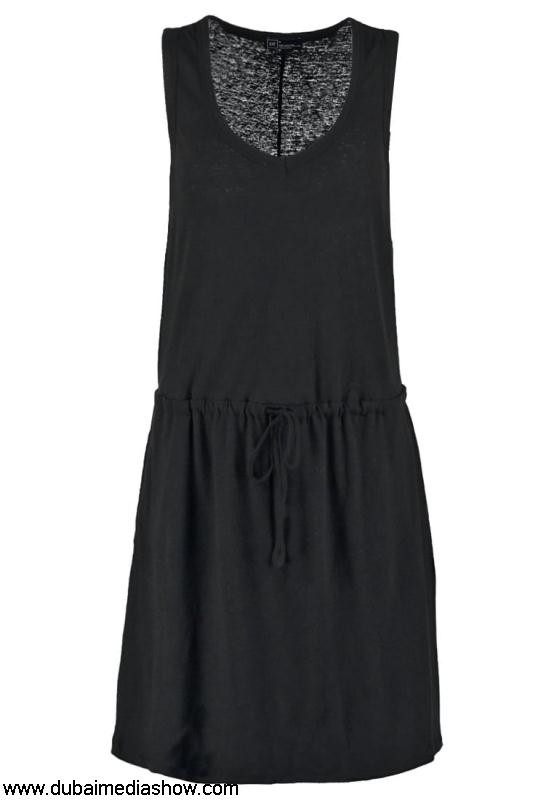 GAP Women Dresses Jersey blackgap shirtstimeless - true Abounding dress KNOVWY2568