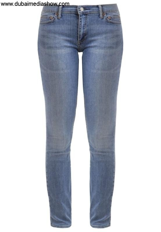 GAP Women Jeans HYBRID DARSY - Everlasting Slim fit jeans - medium discount dresses great petiteenjoy indigogap HLPRXZ0258