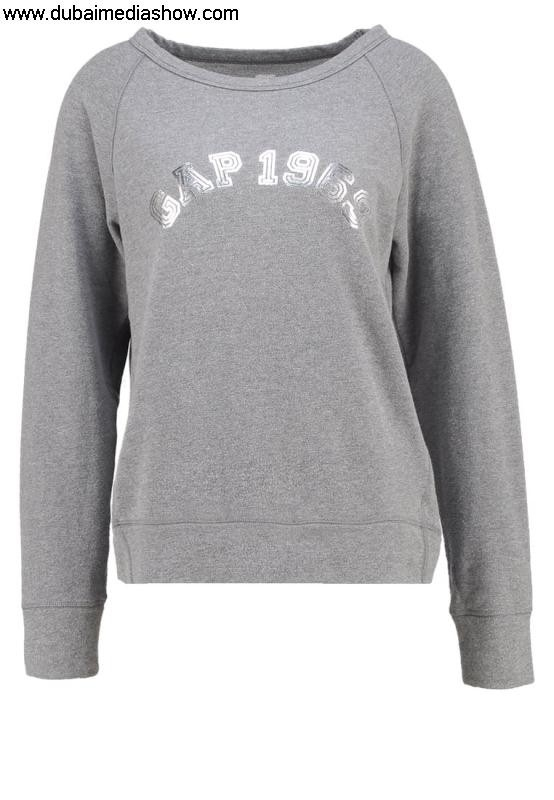 GAP Women Jumpers  Cardigans Sweatshirt - heather brand dresses greygap longluxury Maximum lifestyle ABLMSVY078
