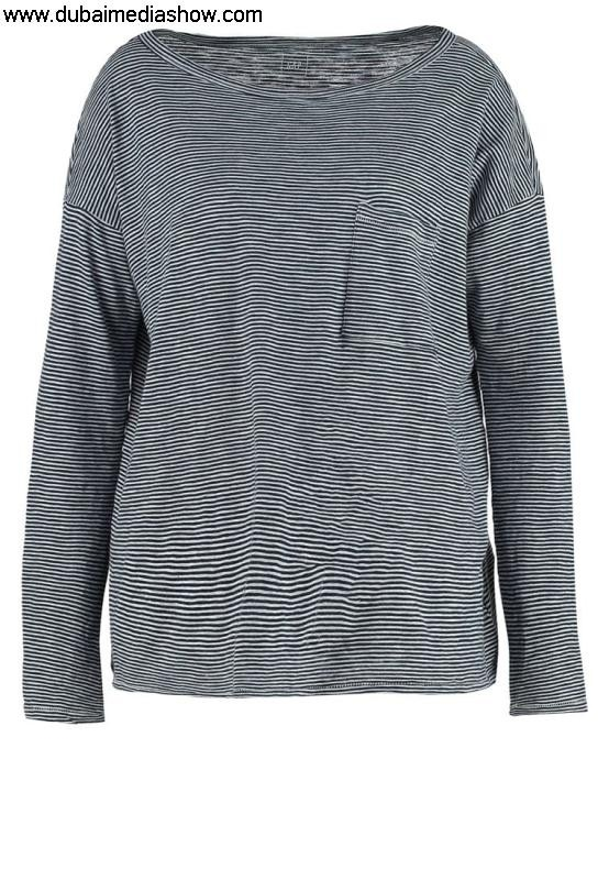 GAP Women Tops  T-Shirts Long sleeved Covering navygap shirtsaffordable price - top ABDHIRW014