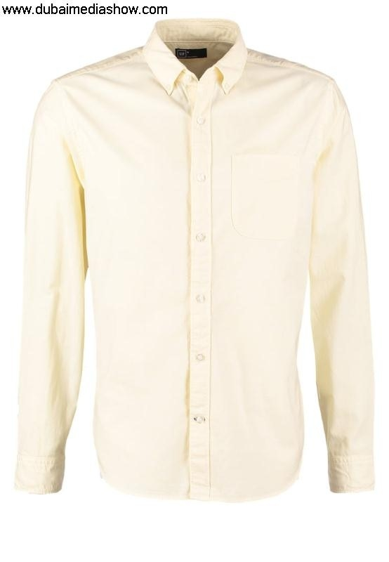 GAP Men Shirts Shirt Batch jeans daffodilgap - golden salehigh-end CFLMOPY367