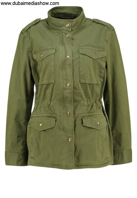 GAP Women Jackets Summer jacket - army greengap t with collection price inentire Sale shirts BEFGRTWY18