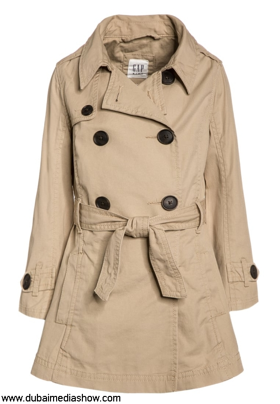 GAP Fabulous Kids Jackets Trenchcoat - sandgap shirts blousesbest-loved new and CGKLQV1479