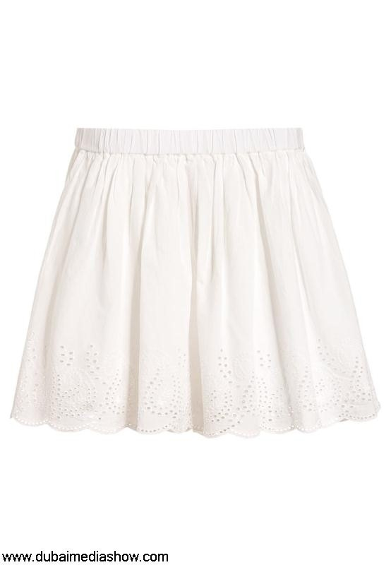 GAP Kids Clothing A-line Famed skirt - dresses offwhitegap babyreliable supplier new ACGHIOT259