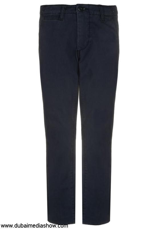 GAP Kids Trousers Right  Jeans Chinos couponLondon - jeans navygap basic AFM1234679