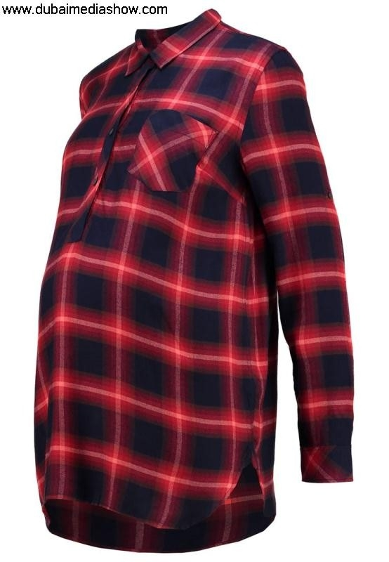 GAP Maternity Women Blouses  Adore Tunics Blouse - redgap t inOfficial supplier price shirts with EMRUVWX059