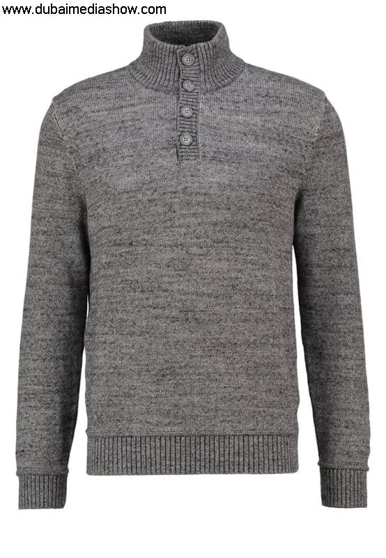GAP Men Jumpers  Cardigans Jumper - Price Workmanship greyGAP charcoal DressesLowest Online PVWZ235689