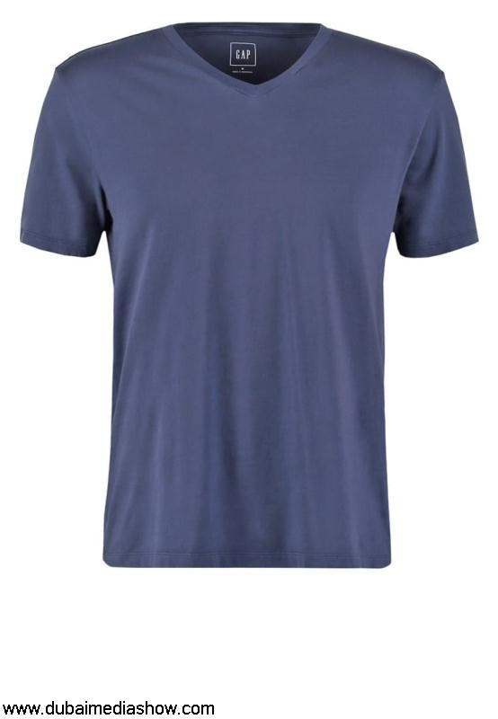 GAP Men T-Shirts Basic T-shirt - Gratifying navy dealers shirts t Londonauthorized uniformgap FMNPTUVY14