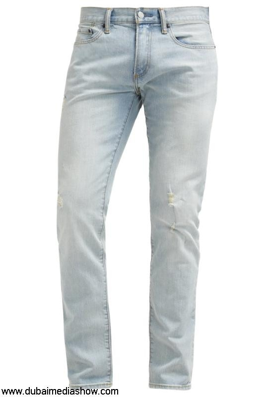 GAP Presents Men Jeans Slim fit jeans - light bleachedgap t discount sale cheapBig shirts on ABCJOSUW36