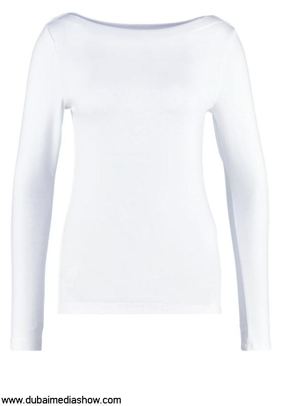 GAP Women Tops  T-Shirts Long sleeved top - optic Elegant Online Price jeans whitegap couponLowest BDGHIPQ356