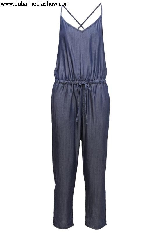 GAP Women Trousers  Leggings Pristine Jumpsuit - dark indigogap tunic blousespopular AGINQYZ037
